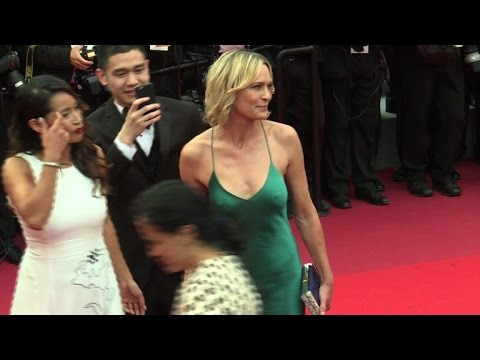 Stars hit the red carpet for the Cannes Film Fest 2nd night
