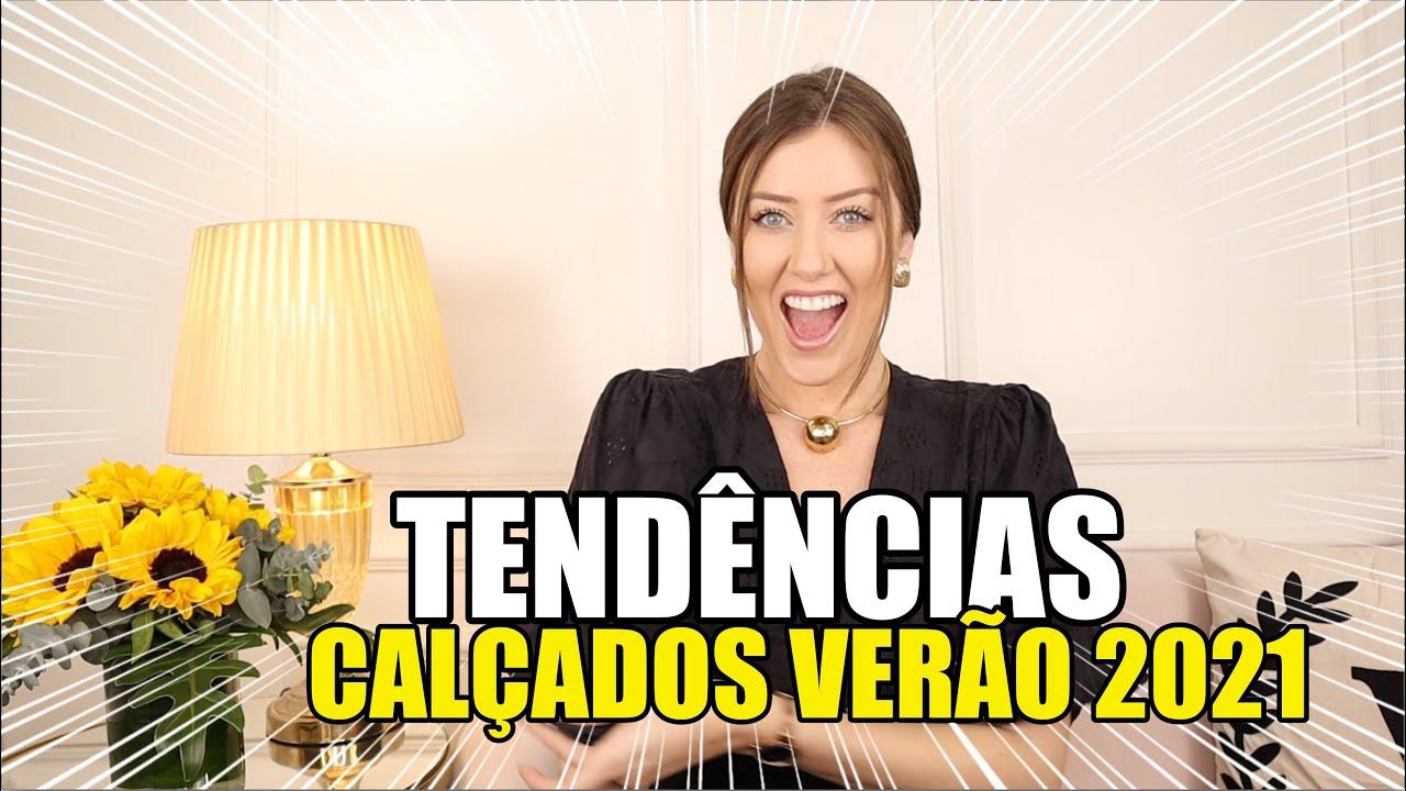 OS SAPATOS QUE SERÃO TENDÊNCIA NO VERÃO 2021 - Vitória Portes