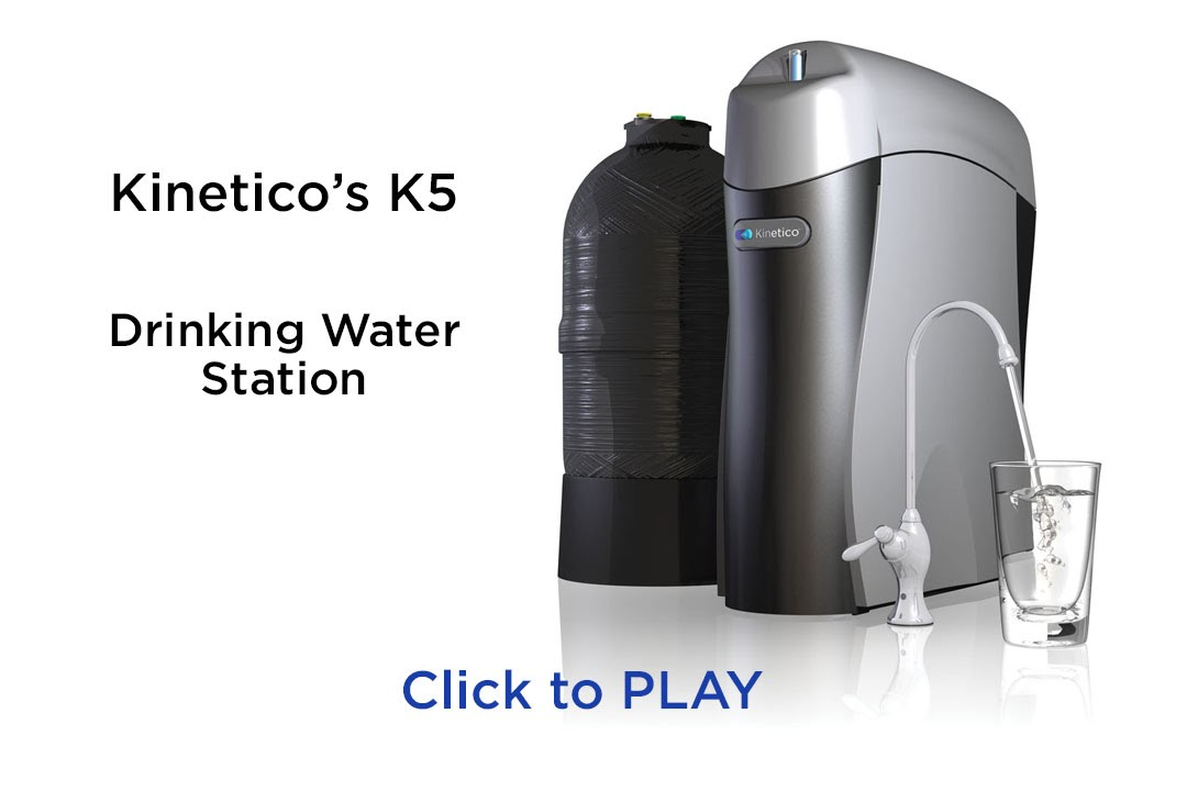 Kinetico K5 Drinking Water Station Youtube