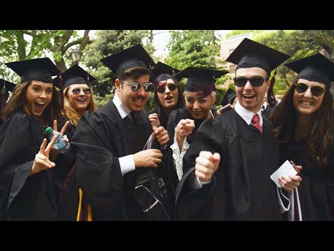 """""""SOMETHING JUST LIKE THIS"""" -  Fordham University Congratulates the Class of 2017!"""