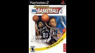 Backyard Basketball (PlayStation 2) - Hectic Hackers vs Hyper Hot Doggers