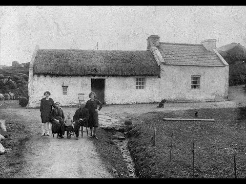 Arranmore Island , County Donegal  - Homes of Donegal - Johnny McEvoy