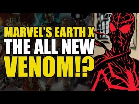 A New Venom/The Hulk (Earth X Vol 2)