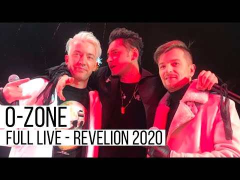 O-Zone - FULL LIVE | Revelion 2020 | Bucuresti 2020 (Reunirea)