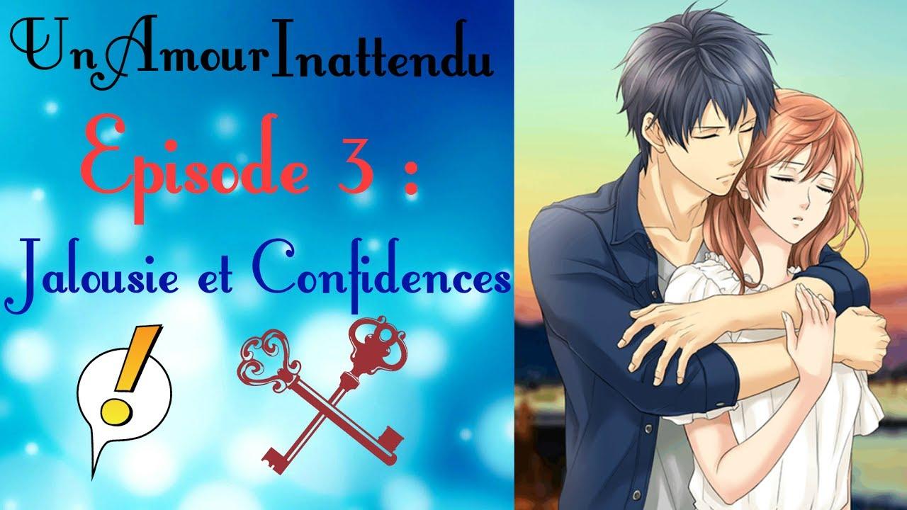 Un Amour Inattendu épisode 3 Jalousie Et Confidences