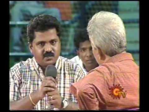 Bharathi Sankar Arattai Arangam Dubai 2002