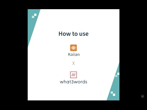 Enjoy Your Next Ride In Saudi Arabia With Kaiian Taxi And What3words Youtube