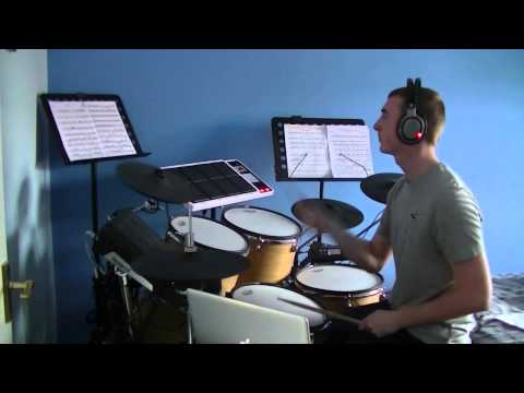 🎶 Bring Me the Horizon - Don't Go Drum Cover (DrummerMattUK)