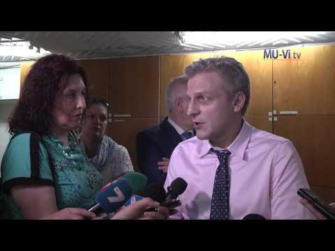 """St. Marina"" Hospital presented the European face of Bulgarian hospital front health minister Moskov"