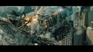 Transformers: Dark of the Moon Clip (15/19) Driller Attack