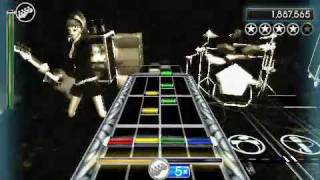 Laid To Rest-Lamb of God Rock Band Unplugged 5G* Expert Quickplay