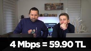 Sınırsız internet fiyatları: E oha?