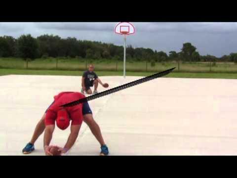 TRICK SHOT VIDEO!! Taylor Jordan; long snapping