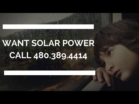 Best Residential Commercial Portable Renewable Solar Power Energy System Tempe