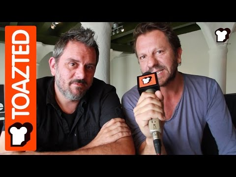 Magnus (Tom Barman en C.J. Bolland) Dutch interview | 2014 | Toazted