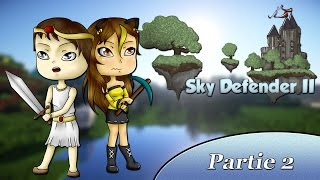 SKY DEFENDER II ~ P-P-Premier sang ! - Partie 2 (ft. PierreTrot)