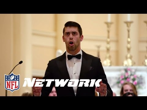 Justin Tucker: Kicker by Day, Opera Singer by Night | NFL Network