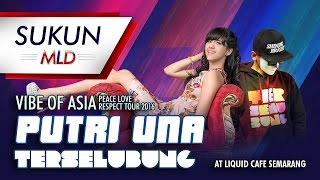 Sukun MLD presents DJ Putri Una & DJ Terselubung - Liquid Cafe Semarang