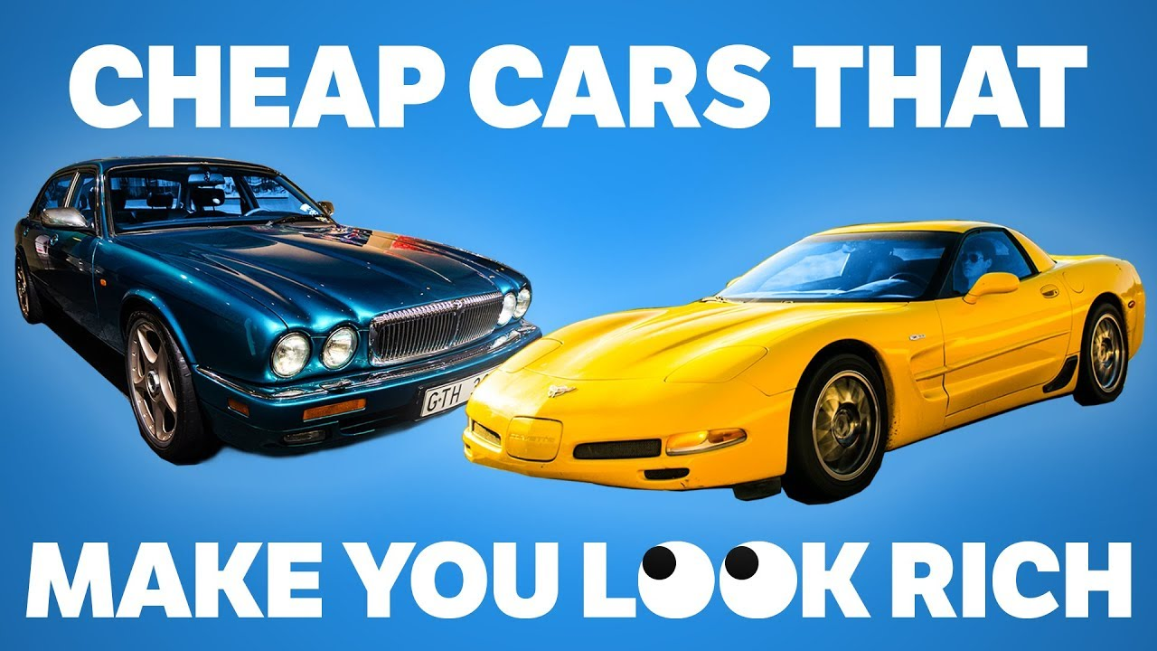 Cheap Cars That Will Make You Look Rich YouTube - Cheap cars