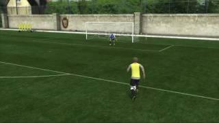 FIFA 11 Tutorlial Be A Goalkeeper Play Station 3 Tutorial Gameplay - Trailer HD