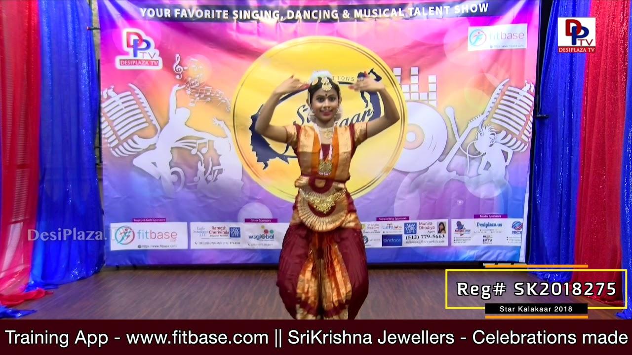 Participant Reg# SK2018-275 Performance - 1st Round - US Star Kalakaar 2018 || DesiplazaTV