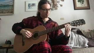 Lars Erik Odsather ... Guitar Solo Improv #331 ... Creatable ... 03162018