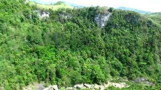 danao adventure park zipline suislide