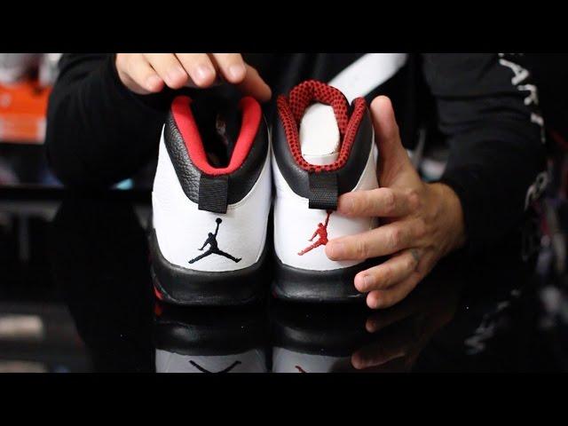 Air Jordan 10 Retro 'Double Nickel