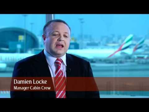 Damien Locke - Manager Cabin Crew | Cabin Crew | Emirates Airline
