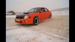 Субаризм - Это Болезнь / Subaru Awd