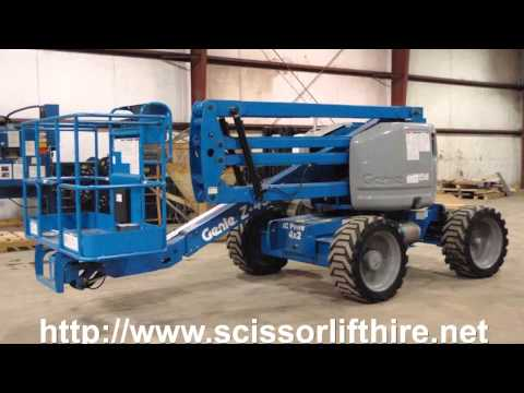 Electric Scissor Lift Rental Cost West London