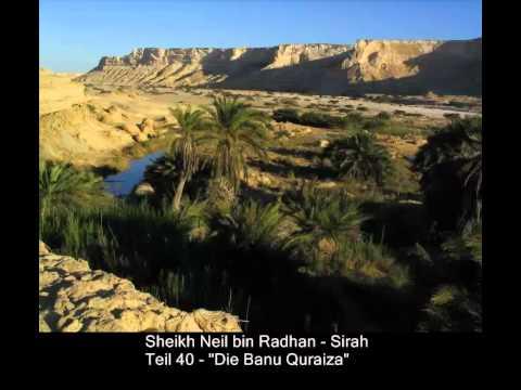 """Neil bin Radhan - Sirah Teil 40 - """"Die Banu Quraiza"""""""