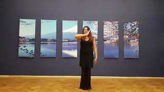 Видеоуроки по базе танца живота от Лейлы Адоры. Урок 10