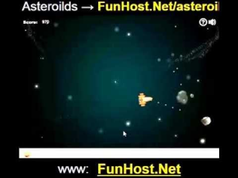 Play Asteroilds Online - Asteroids, Shooting Game
