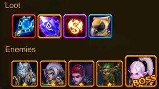 Heroes Charge : Chapter 19.4 normal : Unholy Alliance