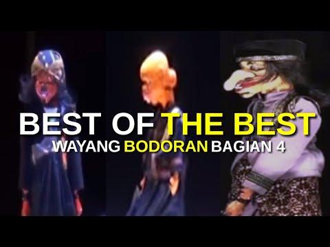 Best Of The Best Bodoran Si Cepot Bag 4 | Wayang Golek Bodoran