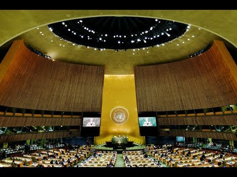 Download Youtube: WATCH LIVE: UN General Assembly Day 3 — Sept. 21, 2017