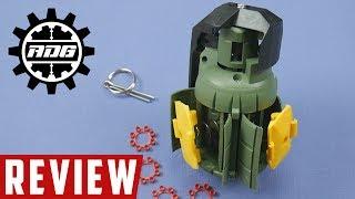 review  Nuke Grenade  Airsoft Development Group