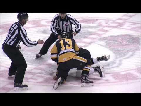 Penguins 3 - Bruins 2 : March 11, 2017