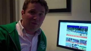 Gambar cover Nieuwe website, app en narrowcasting voor MHV Maarssen - filmpje Michiel
