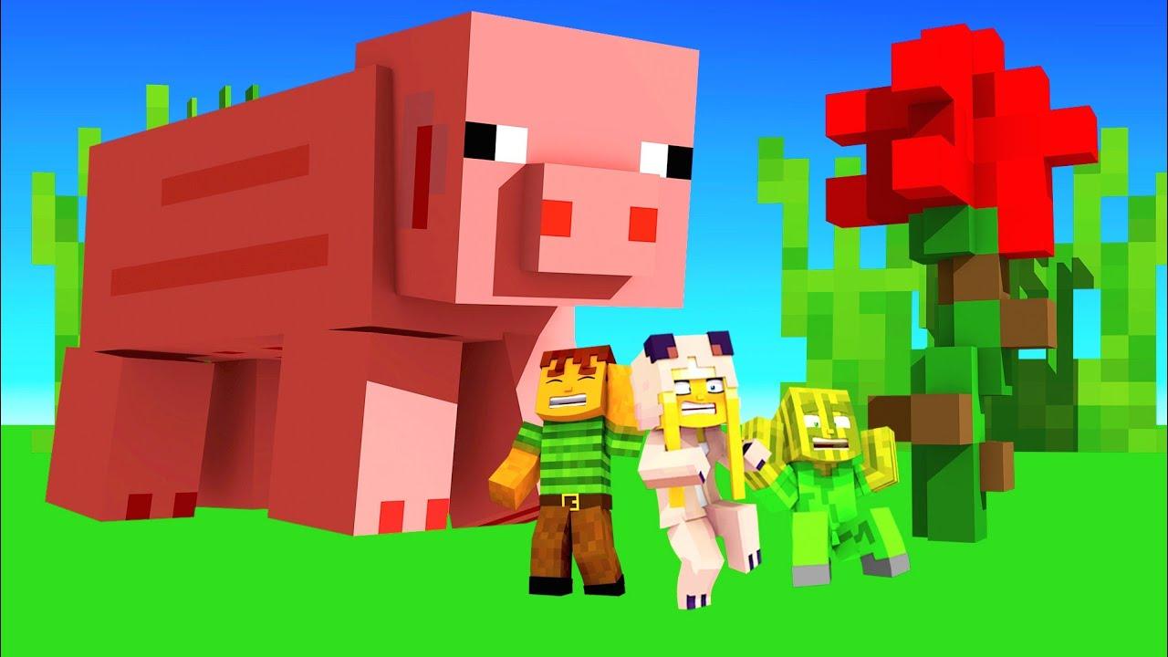 Download MINECRAFT, ABER WIR SIND MINI! ✿ Minecraft [Deutsch/HD]