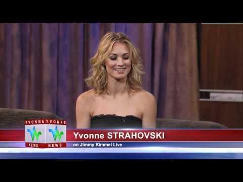 Yvonne on Jimmy Kimmel Live