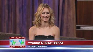 Yvonne on Jimmy Kimmel Live