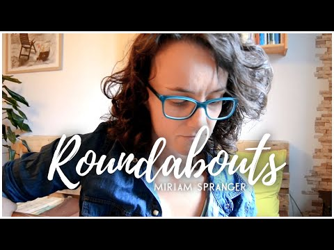 Roundabouts - Michael Patrick Kelly - Cover [Miriam Spranger]