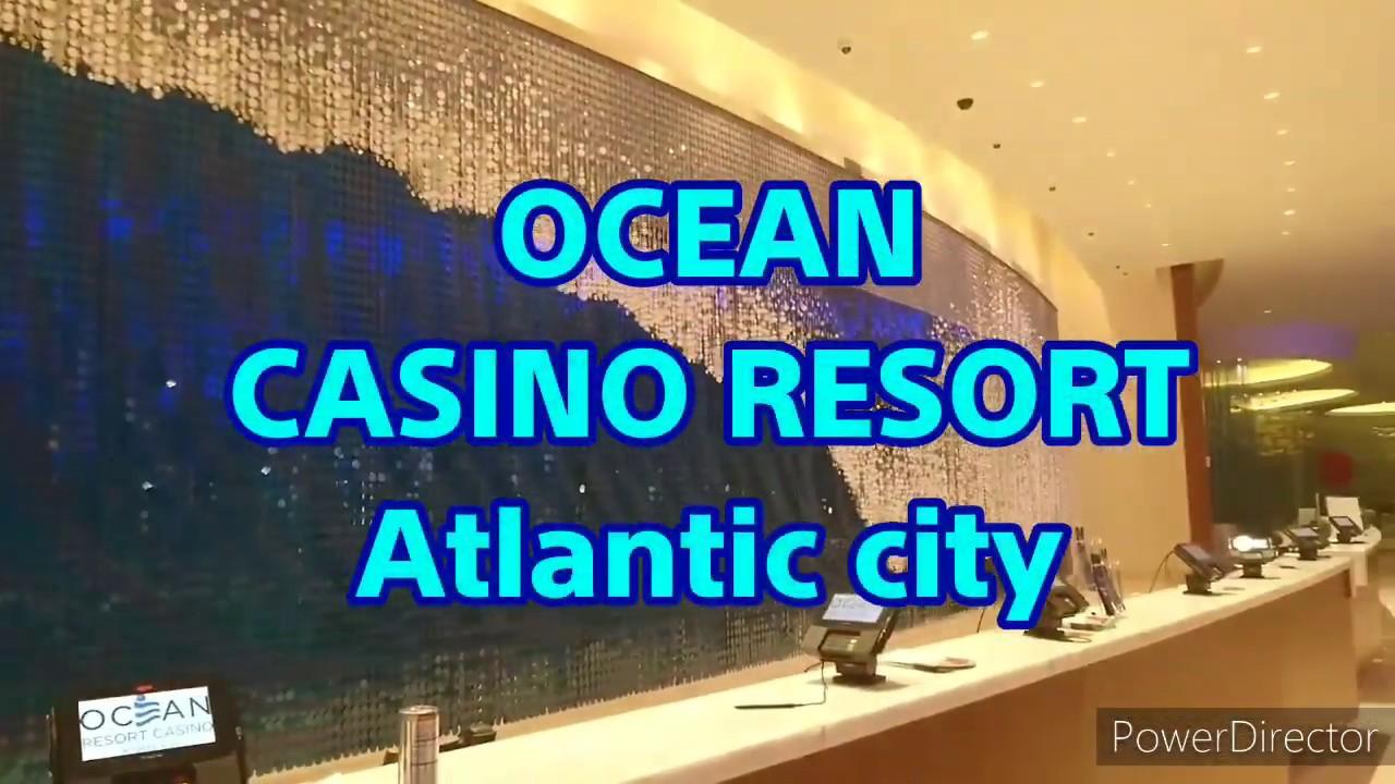 【Ocean casino and resort】Atlantic city