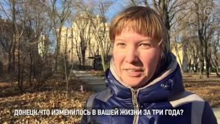 Неделя Донбасса в оккупации 25 11 16