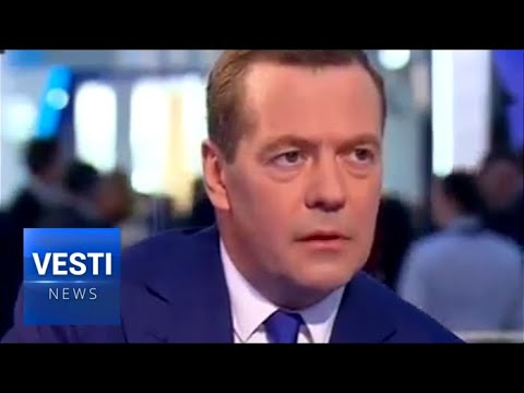 Dmitry Medvedev: Russia's Economy Can Handle Anything the West Can Throw at It