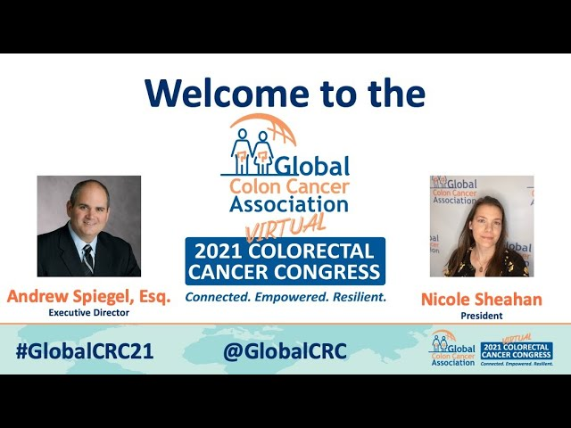 Welcome to the 2021 Global Colorectal Cancer Congress_