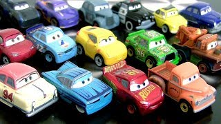 Disney Pixar cars 3 Mini racers lightning mcqueen