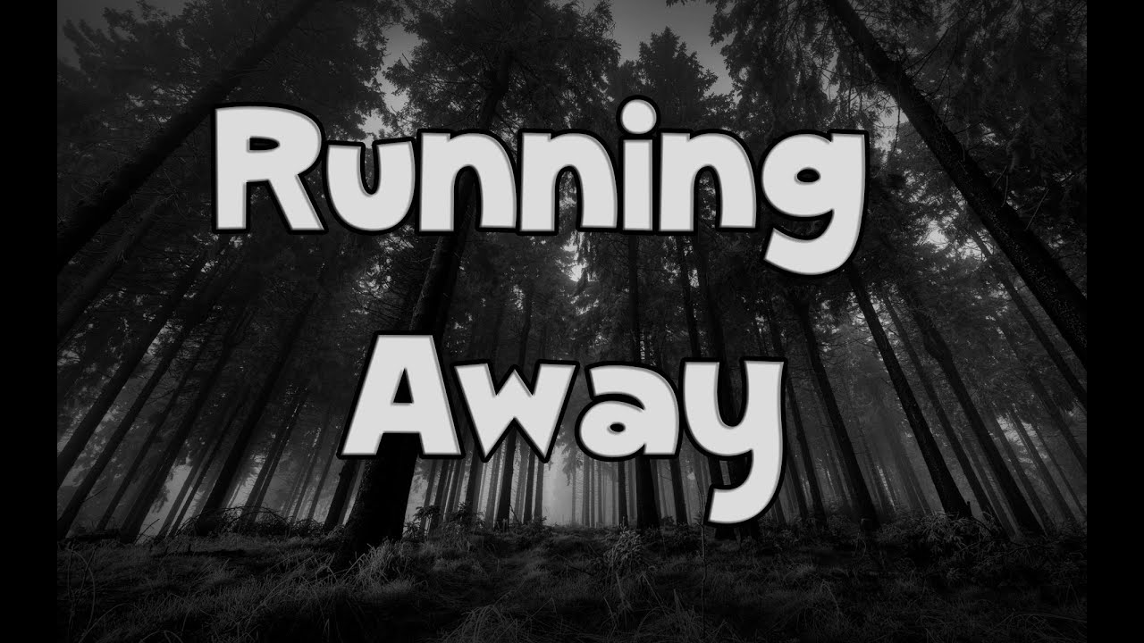 a creative story about running away Read on for the 10 funny running stories  unsure of what the baby deer's intentions were, we turned to run away we screamed and the baby deer stopped, gave us .